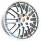 Диски Porsche 1020 silver   RU-SHINA.ru