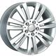 Диски Mercedes-Benz MB129 silver | RU-SHINA.ru