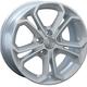 Диски Chevrolet GM89 silver | RU-SHINA.ru