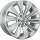Диски Ford FD103 silver | RU-SHINA.ru