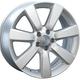 Диски Chevrolet GM25 silver | RU-SHINA.ru