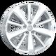 Lexus LX24 ЦВЕТ: серебристый | RU-SHINA.ru