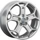 Диски Ford FD21 silver | RU-SHINA.ru