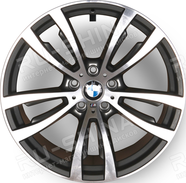 BMW 000-469 11x20 5x120 ET37 74.1