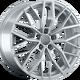 Диски Audi A128 silver | RU-SHINA.ru
