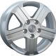Диски Fiat FT18 silver | RU-SHINA.ru