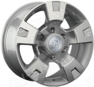 Nissan NS5 8x16 6x139.7 ET10 110.5