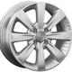 Диски Chevrolet GM73 silver | RU-SHINA.ru