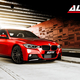 Литые диски Alutec Monstr racing black на автомобиле BMW