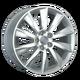Диски Lexus LX91 silver | RU-SHINA.ru