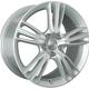Диски Audi A77 silver   RU-SHINA.ru