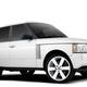 Диски Redbourne Saxon серебристый на автомобиле Range Rover Supercharged | RU-SHINA.ru