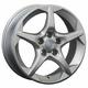 Диски Opel OPL4 silver | RU-SHINA.ru