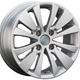 Диски Citroen Ci6 silver | RU-SHINA.ru