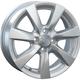 Диски Chevrolet GM45 silver | RU-SHINA.ru