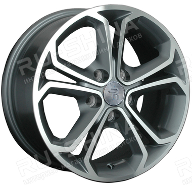 Chevrolet GM89 6.5x15 5x105 ET39 56.6