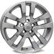Диски Land Rover W2355 Ares |   ЦВЕТ: hyper silver   | RU-SHINA.ru