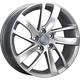 Диски Chevrolet GM75 silver | RU-SHINA.ru