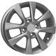 Диски Chevrolet 622 silver | RU-SHINA.ru