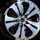 Диски Hyundai HND139 MBF | RU-SHINA.ru