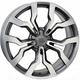 Диски Audi W565 Medea MGMFP | RU-SHINA.ru