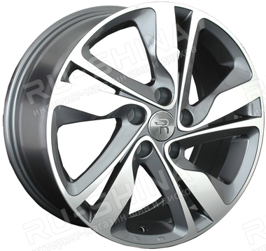Hyundai HND157 7x17 5x114.3 ET47 67.1