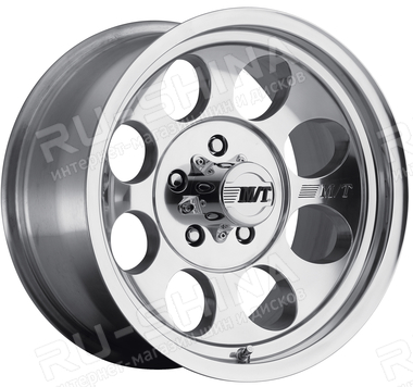Mickey Thompson Classic III 9x17 6x139.7 ET-12 106.2