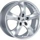 Диски Fondmetal 9GR silver | RU-SHINA.ru