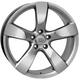 Диски Audi W568 Vittoria hyper silver | RU-SHINA.ru