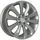 Диски Hyundai 586 silver | RU-SHINA.ru