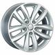 Диски Volkswagen VW143 silver | RU-SHINA.ru