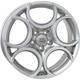 Диски W257 Romeo для Alfa Romeo (WSP Italy).