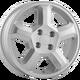 Диски Fiat FT14 silver | RU-SHINA.ru