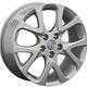 Диски Ford FD84 silver | RU-SHINA.ru