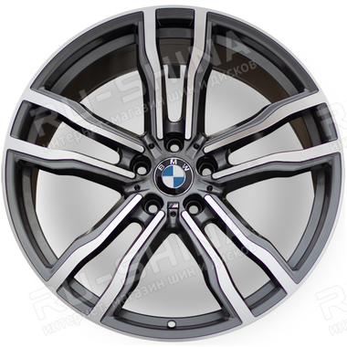 BMW 000-612 M Style 10x20 5x120 ET40 74.1