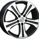 Диски Toyota TY71 BKF | RU-SHINA.ru
