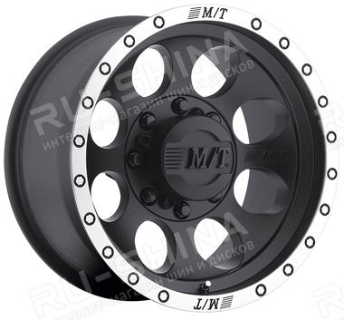 Mickey Thompson Classic Baja Lock 9x17 6x139.7 ET-12 106.2
