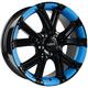 Диски Oxigin 15 Vtwo foil blue | RU-SHINA.ru