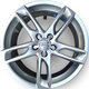 Диски Audi 5034 silver | RU-SHINA.ru