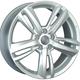 Диски Hyundai HND136 silver | RU-SHINA.ru