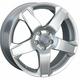 Диски Opel OPL40 silver   RU-SHINA.ru