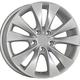 Диски Chevrolet 5106 silver | RU-SHINA.ru