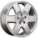 Диски Land Rover LR11 silver | RU-SHINA.ru