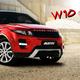 Диски Alutec W10 polar silver | RU-SHINA.ru - Автомобиль Range Rover Evoque
