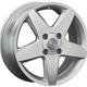 Диски Chevrolet GM16 silver   RU-SHINA.ru