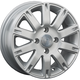 Диски Ford FD20 silver | RU-SHINA.ru