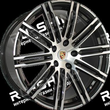 Porsche PR13 9.5x20 5x130 ET50 71.6