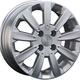 Диски Fiat FT4 silver | RU-SHINA.ru