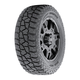 Грязевая резина Mickey Thompson BAJA ATZ P3 Radial на автомобиле Jeep Wrangler