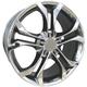 Диски Audi 227 Chrome | RU-SHINA.ru